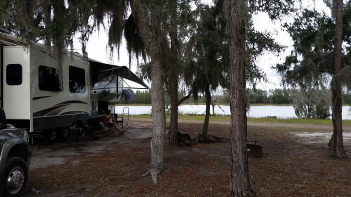 Hardee Lakes County Park Bowling Green Fl Campground